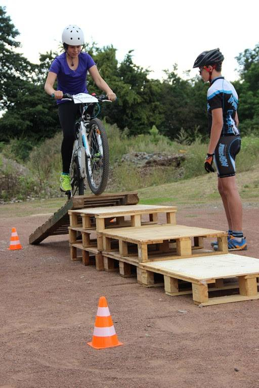 Schnupper-Workshop zum reinen Techniktraining/ MTB am COME