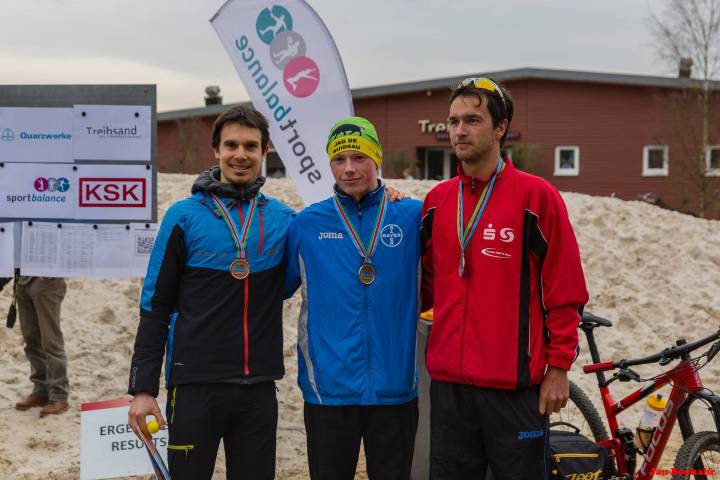 Meister Cross-Duathlon